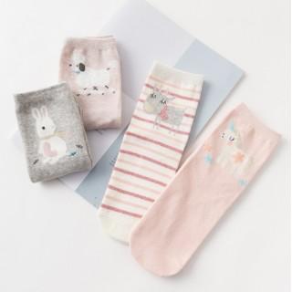Набор детских носков «Сказка единорогов», 4 пары