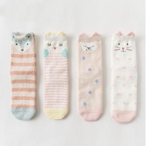 Носки мягкие «Зверята»