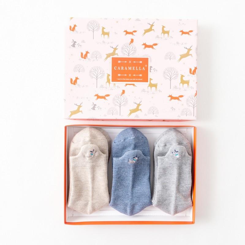 Набор носков «Животный мир», 3 пары
