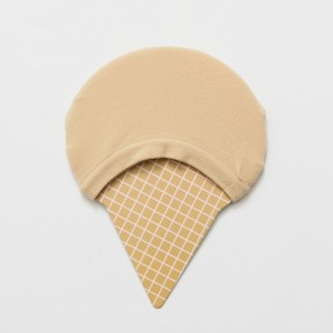 Подследники «Мороженое» бежевые