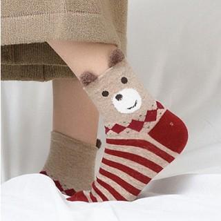 Набор носков «Мишки», 3 пары