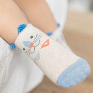 Набор детских носков «Котик», 4 пары