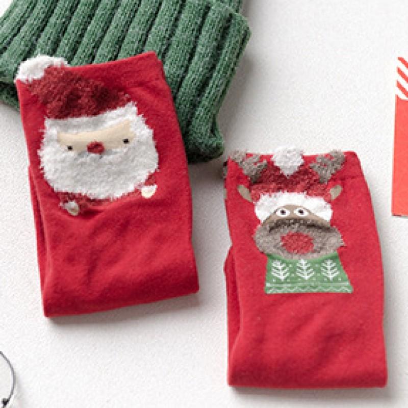 Носки детские «Рождественские», 2 пары