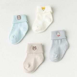 Набор детских носков «Животные», 4 пары