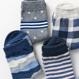 Набор мужских носков «Ассорти», 4 пары