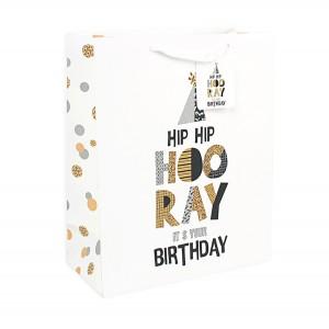 Подарочный пакет Halluci «Hip Hop» M