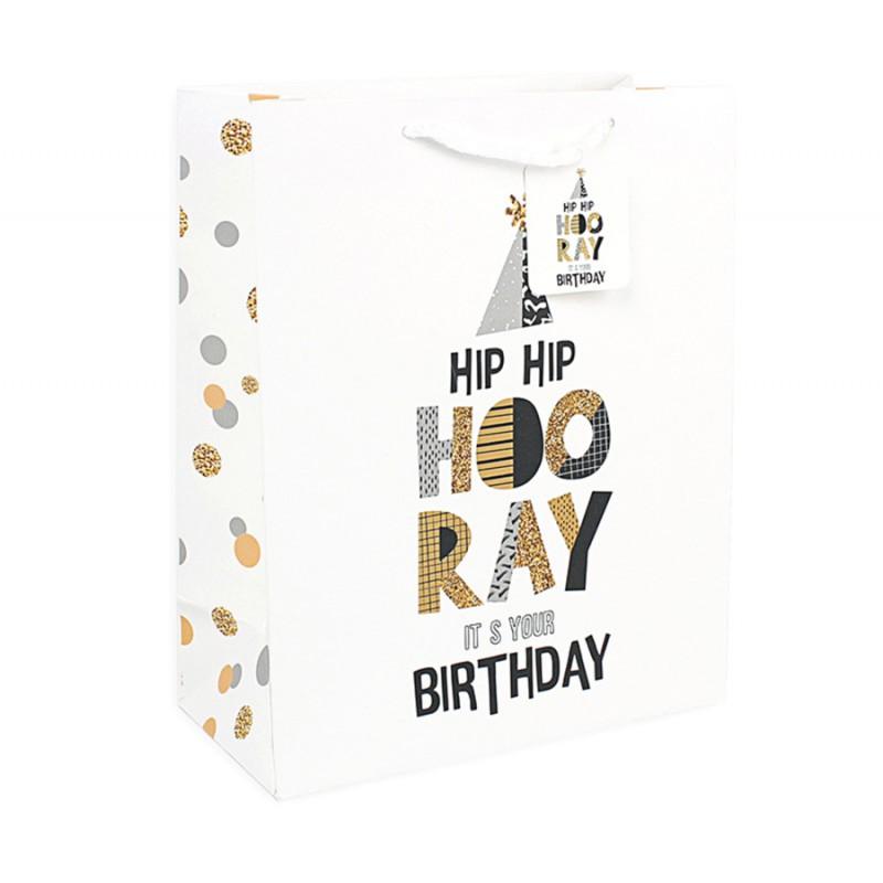 Подарочный пакет Halluci «Hip Hop» L