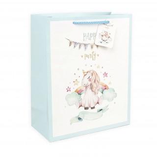 Подарочный пакет Halluci «Happy party» S
