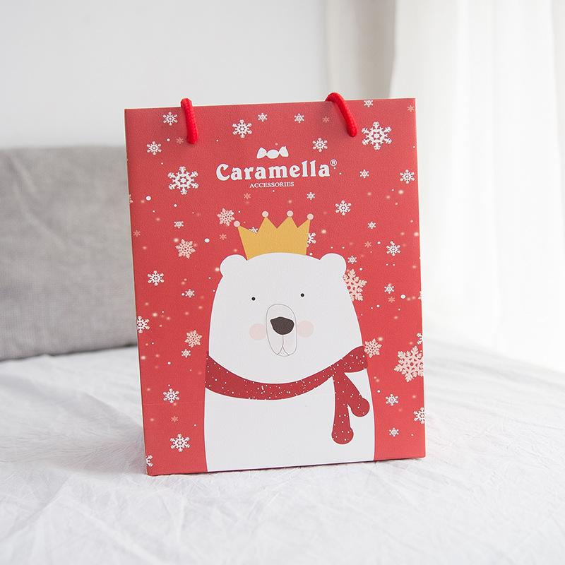 Подарочный пакет «Мишка»