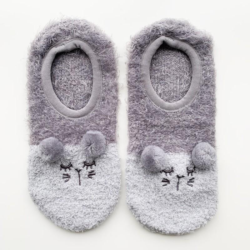 Носки мягкие «Серые»