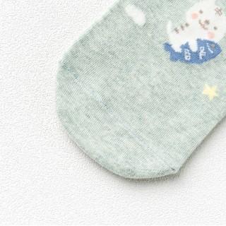 Набор носков «В гостях у животных», 4 пары