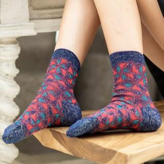 Набор носков «Мозайка», 4 пары