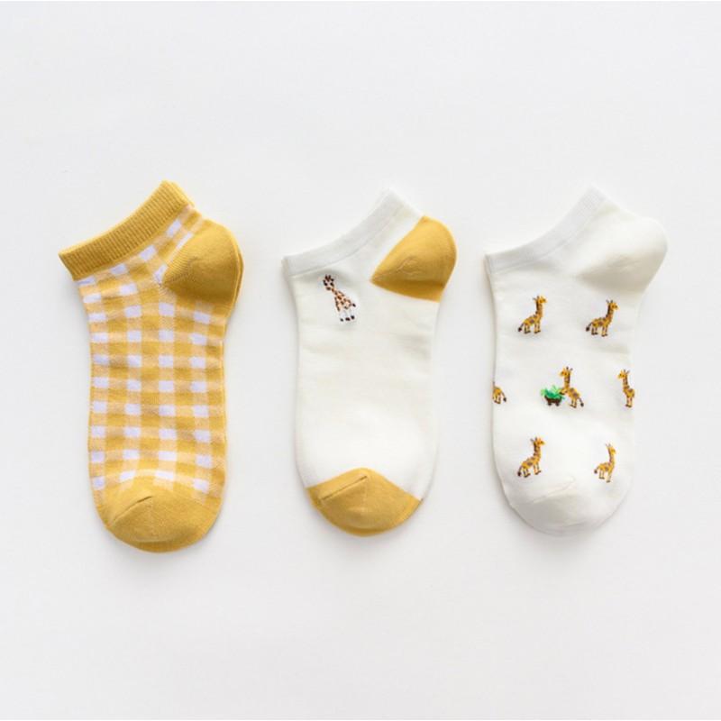 Носки «Жирафы»