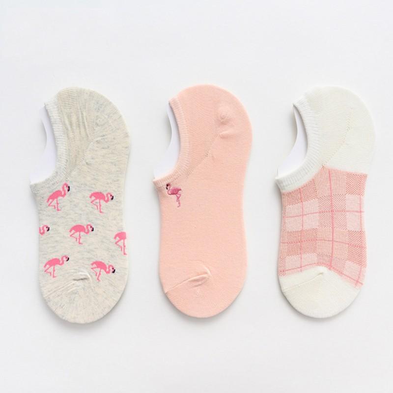 Носки «Фламинго-2» короткие