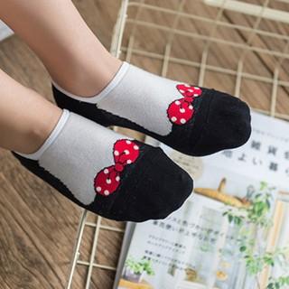 Набор носков «Минни Маус», 4 пары