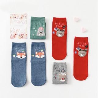 Набор детских носков «Hello», 4 пары