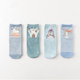 Носки «Зимний пес»