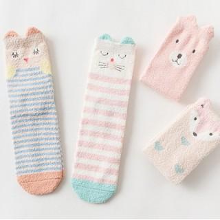 Носки мягкие «Зверята-2»