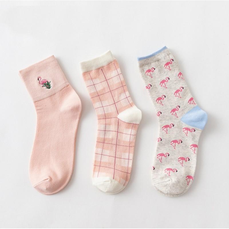 Носки «Фламинго»