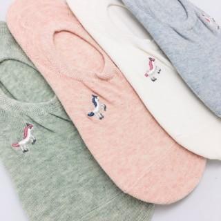 Набор носков «Единороги», 4 пары