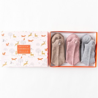 Набор носков «Животный мир-2», 3 пары