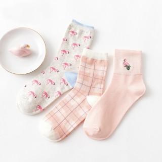 Набор носков «Фламинго-2», 3 пары