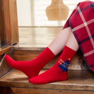 Набор носков «Новогодние», 4 пары