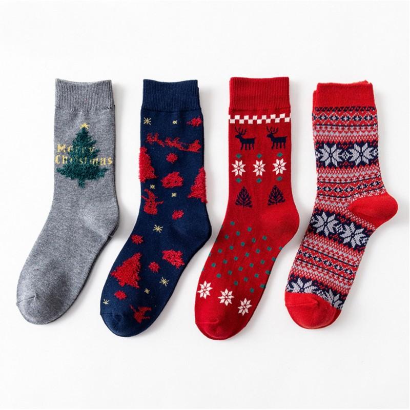 новогодние картинки носков почему-то это