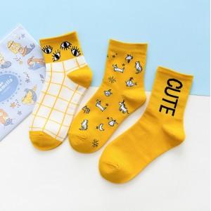 Набор носков «Cute» в мягкой упаковке, 3 пары