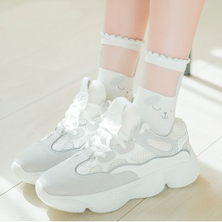 Набор носков «Нежность» в мягкой упаковке, 3 пары