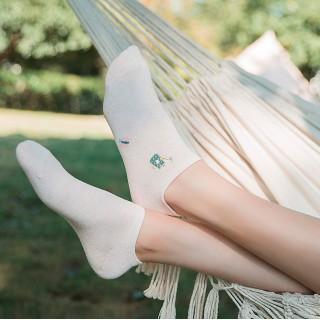 Набор носков «Сад», 4 пары