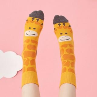 Набор носков «Зоопарк» в мягкой упаковке, 3 пары