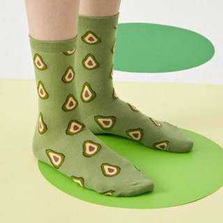 Набор носков «Fruits-1» в мягкой упаковке, 3 пары