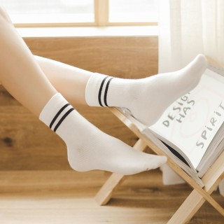 Набор носков «Смайлик» черные, 4 пары