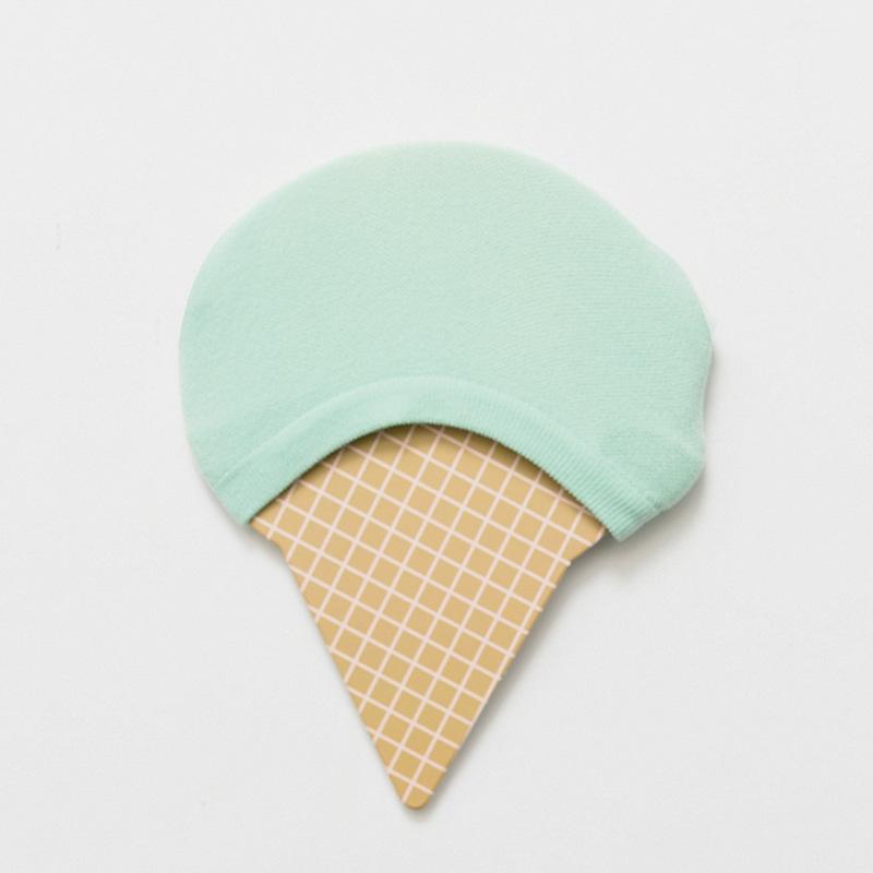 Подследники «Мороженое» светло-зеленые