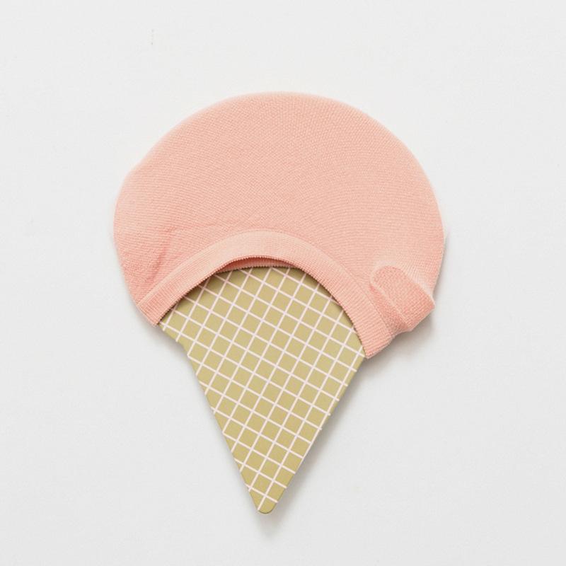 Подследники «Мороженое» светло-розовые