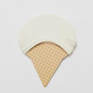 Подследники «Мороженое» белые