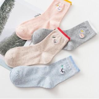 Набор носков «Мысли животных», 4 пары