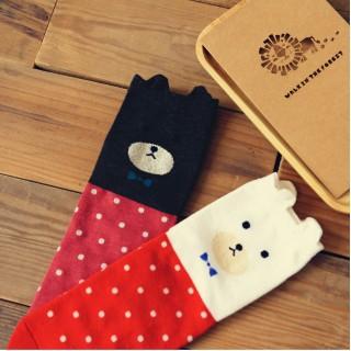 Носки «Мишки» яркие