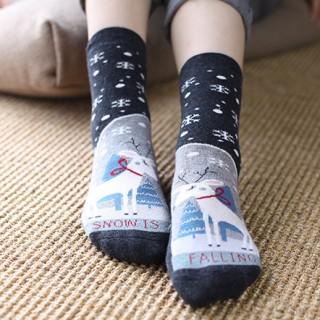 Набор теплых носков «Друзья-3», 3 пары