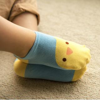 Носки детские «Цыплята»