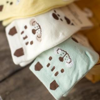 Носки детские «Собачки с лапками»
