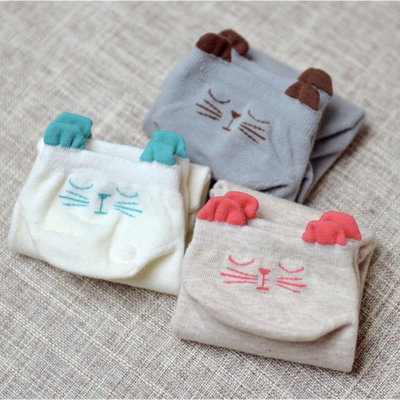 Носки детские «Спящие котики»