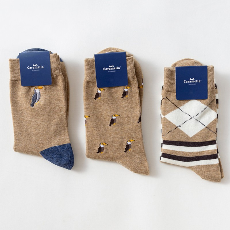 Носки мужские «Туканы»