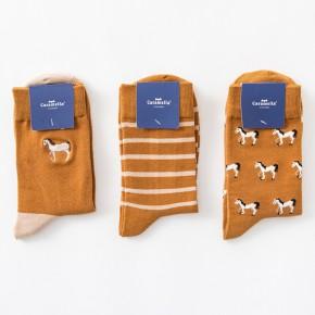 Носки мужские «Лошади»