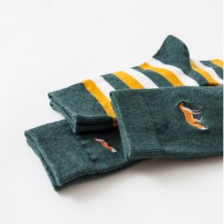 Набор мужских носков «Лисы», 3 пары