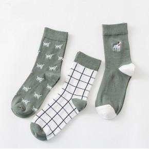 Набор мужских носков «Камуфляж-4», 3 пары