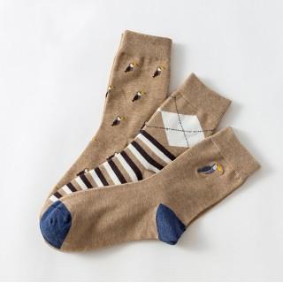 Набор мужских носков «Туканы», 3 пары