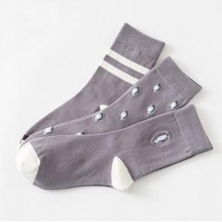 Набор мужских носков «Пингвины», 3 пары