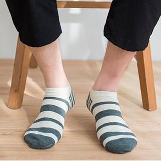 Набор мужских носков «Бело-черные-3» в мягкой упаковке, 4 пары